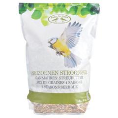 ESSCHERT DESIGN Krmení pro ptáčky, celoroční, 4 kg