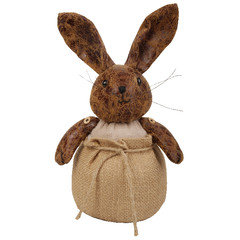 ESSCHERT DESIGN Dveřní zarážka králík (DOPRODEJ)
