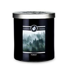 GOOSE CREEK !NOVINKA! Svíčka MEN'S COLLECTION 0,45 KG FOREST, aromatická v dóze KP