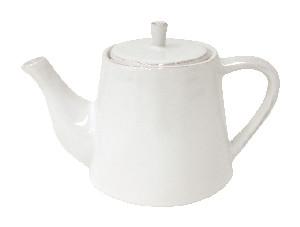 COSTA NOVA Konvice na čaj 1L, NOVA, bílá (bez loga)
