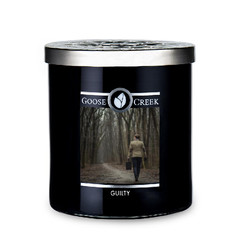 GOOSE CREEK !NOVINKA! Svíčka MEN'S COLLECTION 0,45 KG GUILTY, aromatická v dóze KP