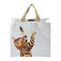 ESSCHERT DESIGN Taška s kočkou a myší (DOPRODEJ)