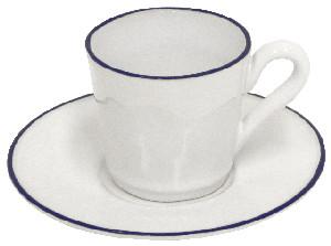 ED COSTA NOVA Hrnek na kávu s talířkem 0,08 L,