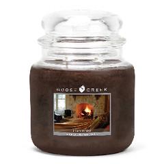 GOOSE CREEK Svíčka 0,45 KG Útulný domov, aromatická ve skle (Cozy Home)