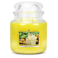 GOOSE CREEK Svíčka 0,45 KG Starodávná limonáda, aromatická ve skle (Old Time Lemonade)